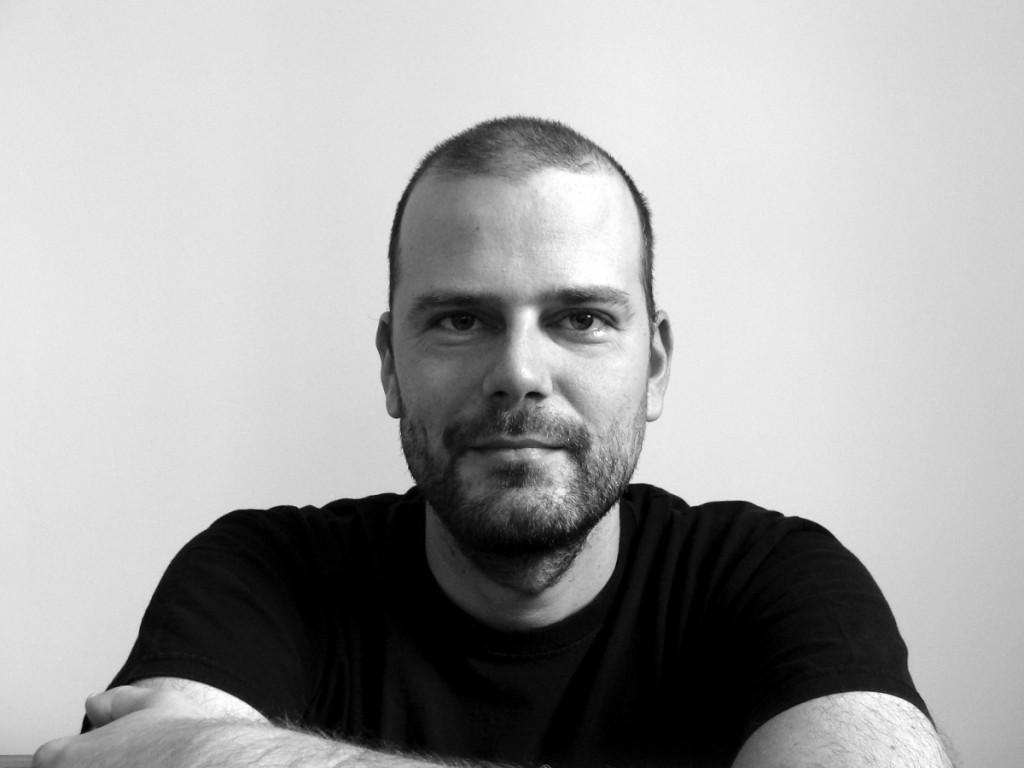 Portrait von Tobias Radloff