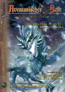 Aventurischer Bote (Titelbild, Ausgabe 159)